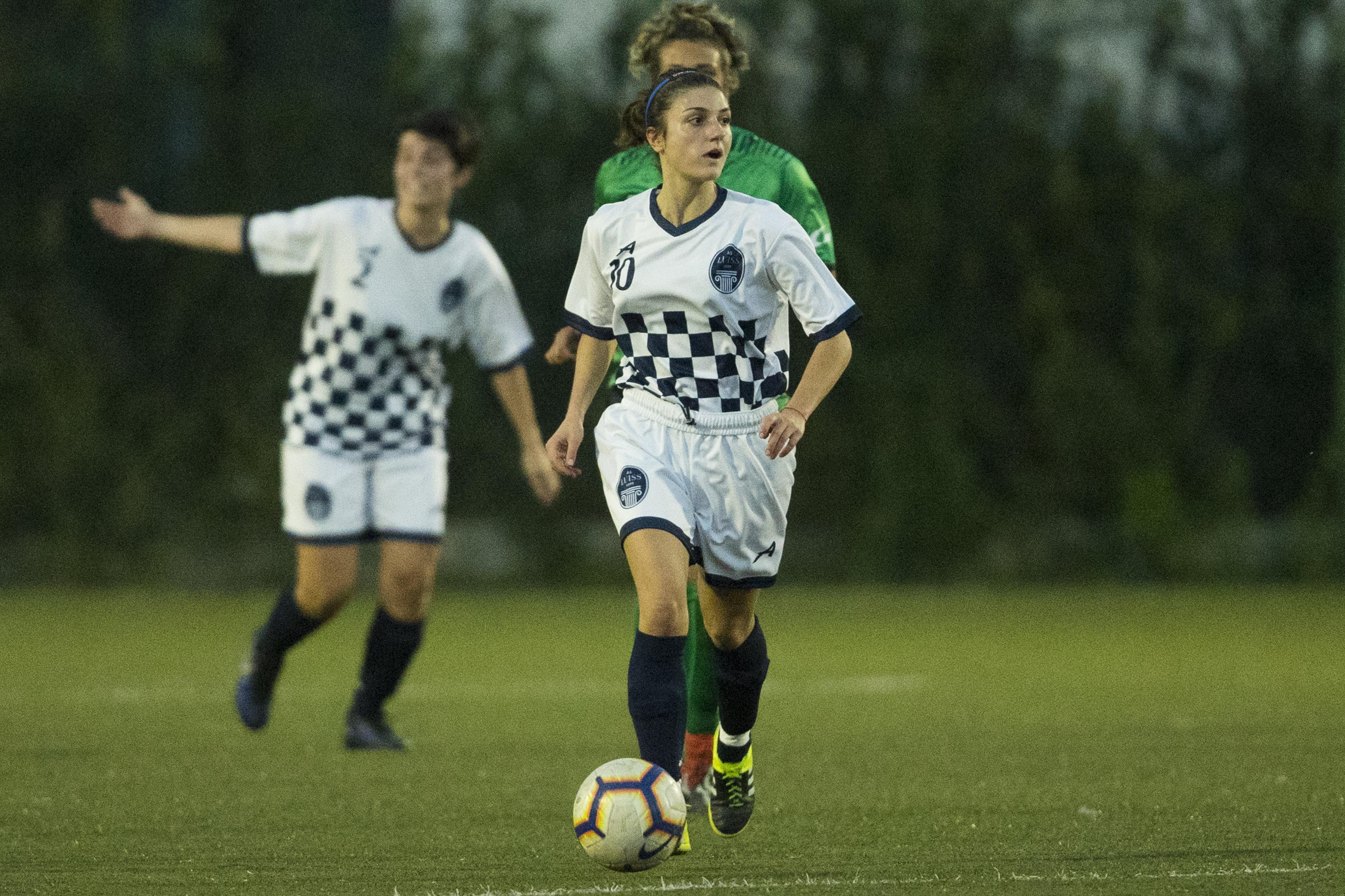 Calcio a 11 Femminile